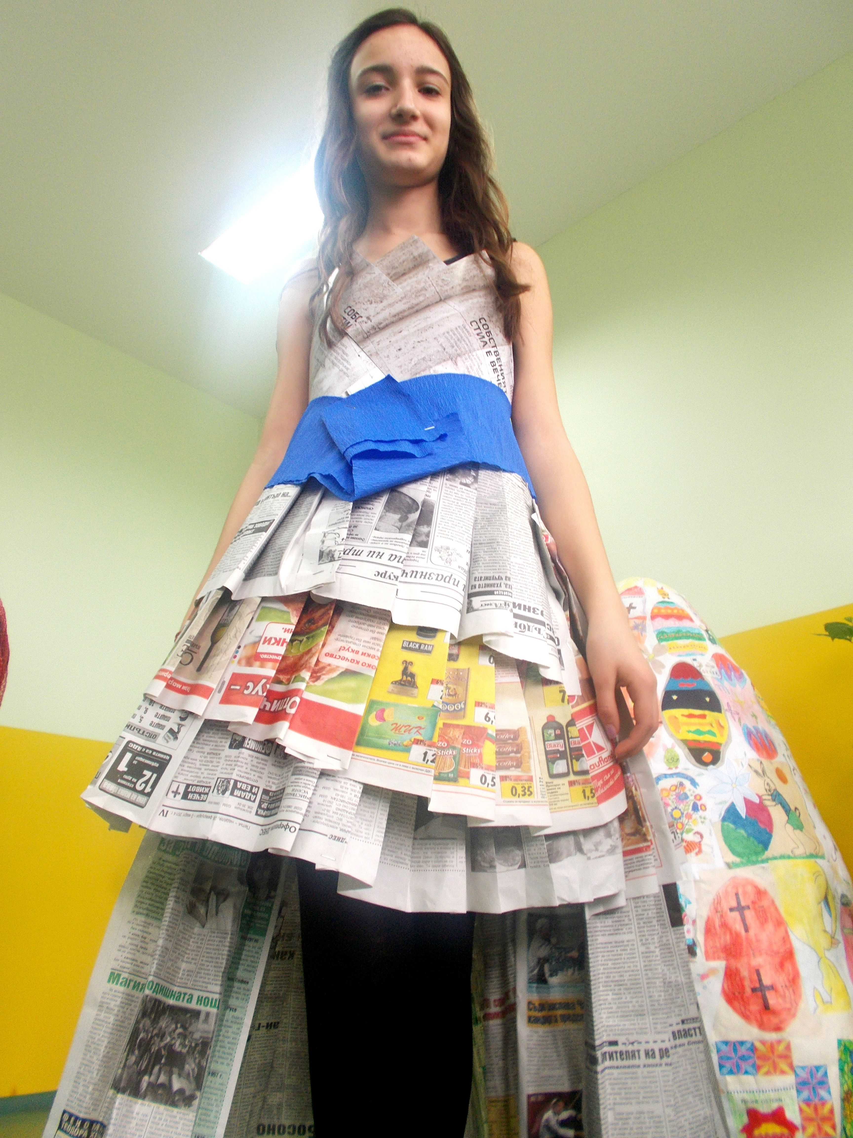 Recycled Fashion 10